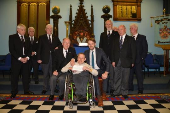 Eastbourne Freemasons open the doors to celebrate 300 years